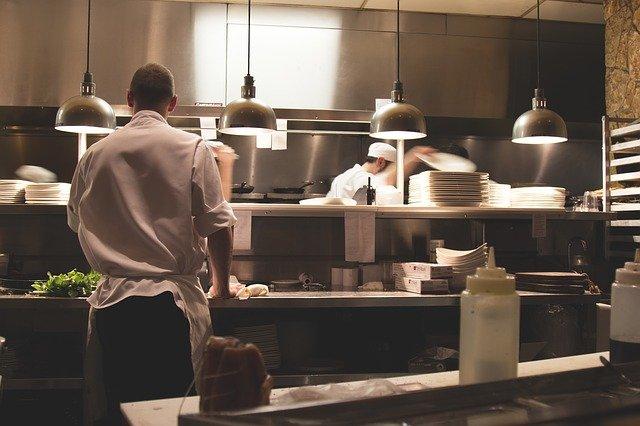 ubiór kucharza